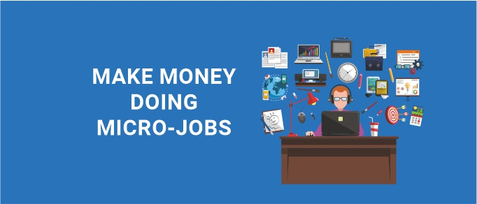 make money online doing micro jobs