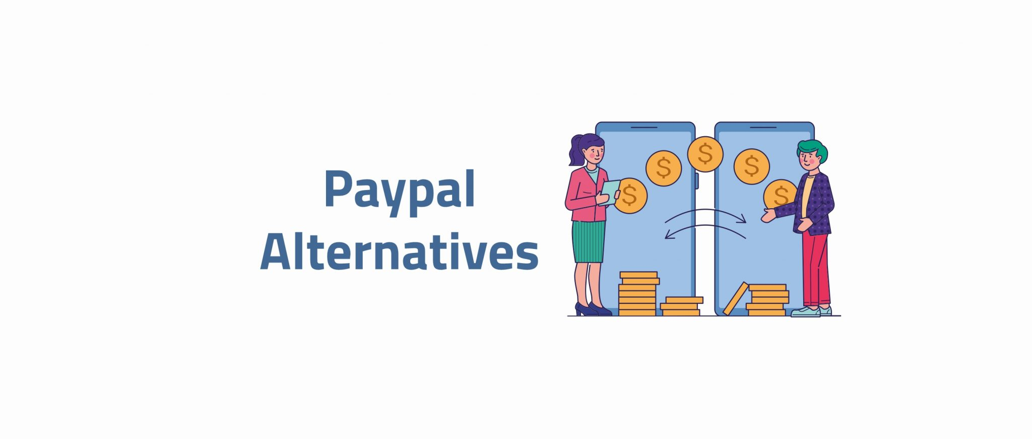 Top paypal alternatives