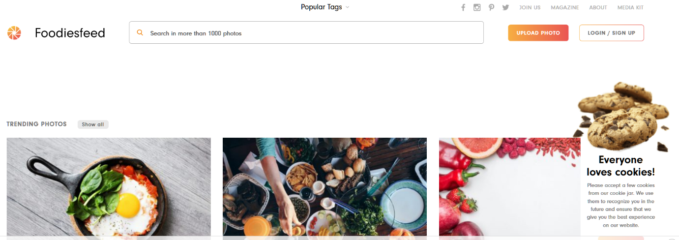 Foodiesfeed – Free Food Photos