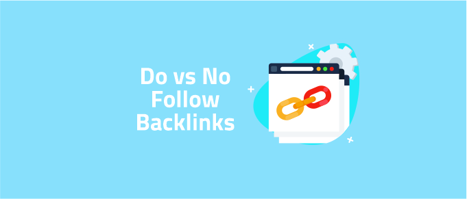 do vs no follow backlinks
