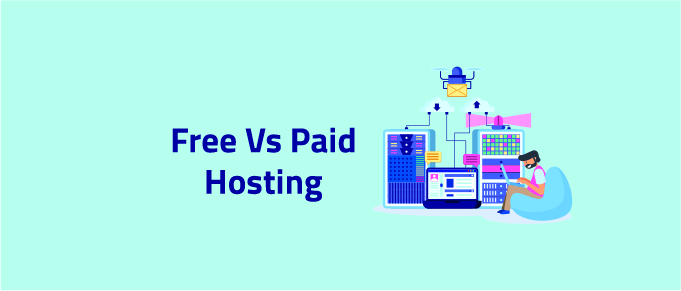 free vs paid hosting