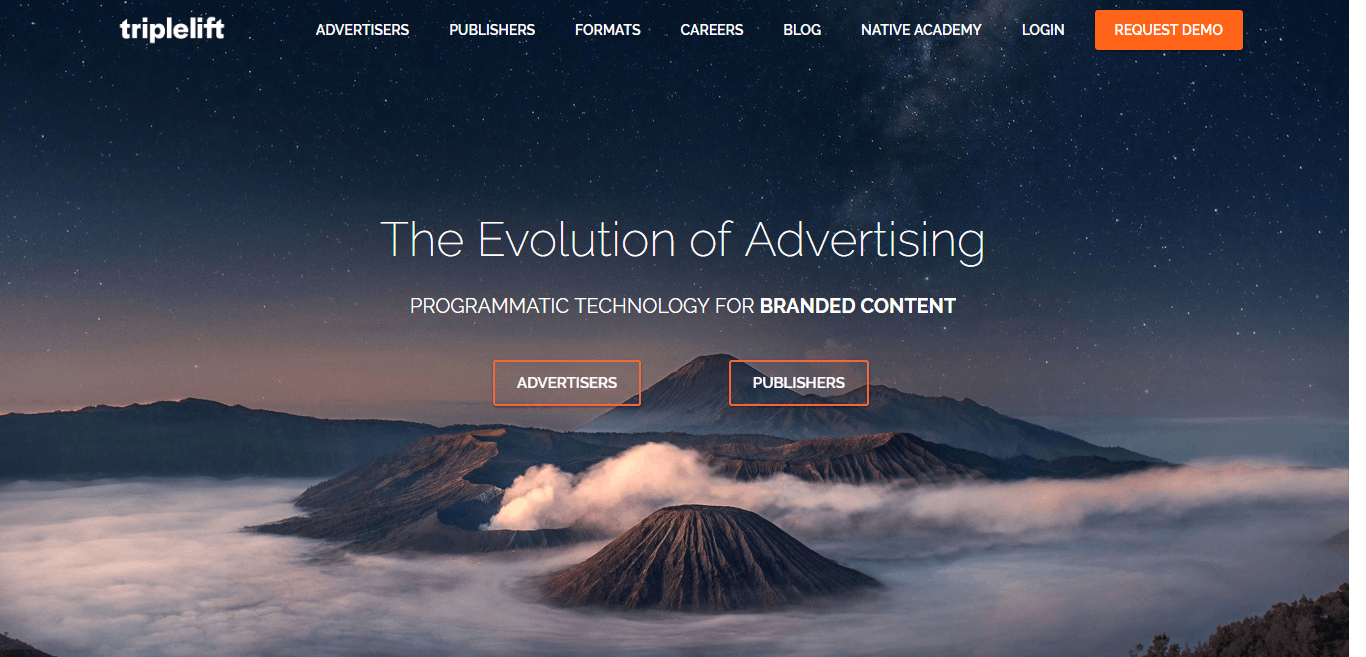 triplelift native advertising solution