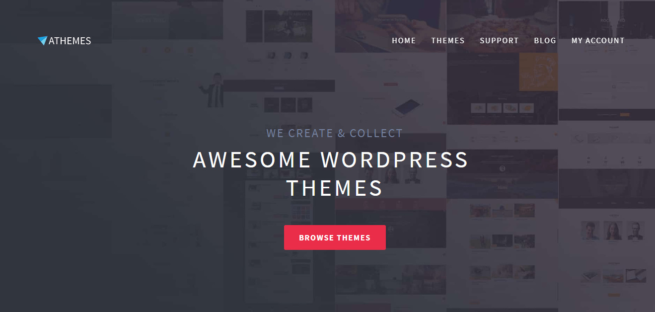 aThemes - Awesome WordPress Themes