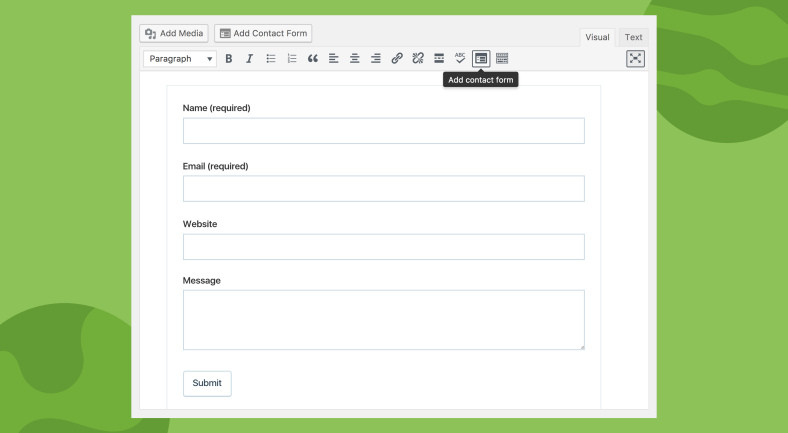 Jetpack Module for Forms