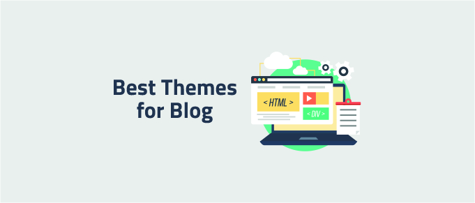 best themes for blog