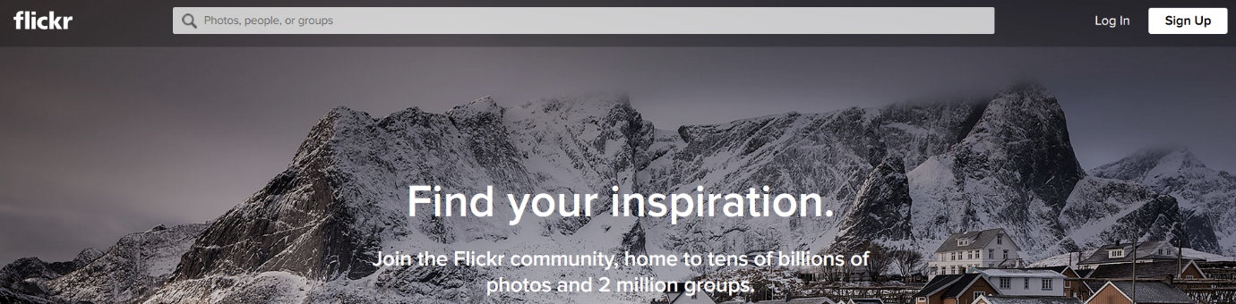 Flickr by yahoo