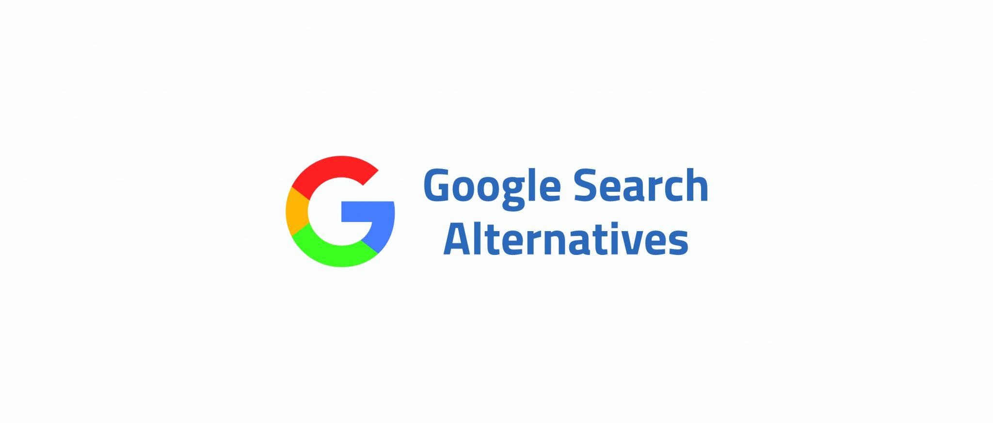 google search alternatives