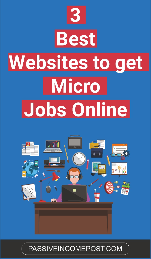 best websites to micro jobs online